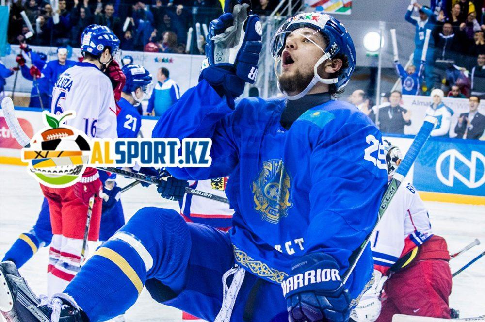 Казахстанские хоккеисты разгромили чехов на Универсиаде-2017