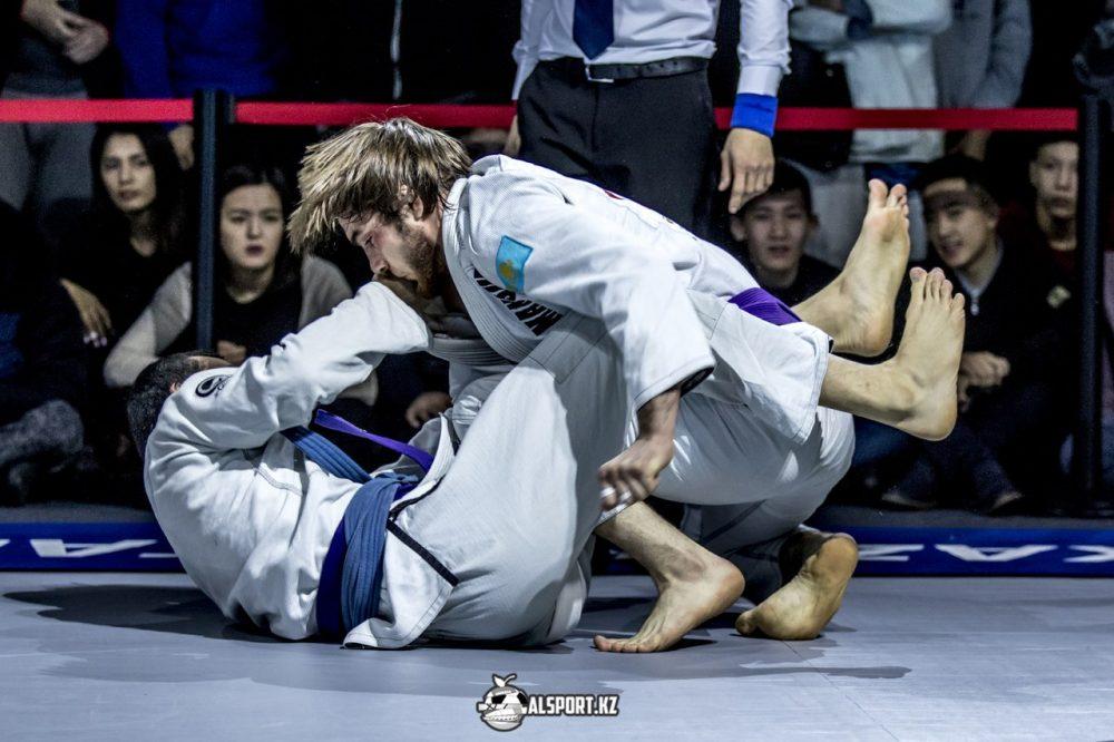 В Алматы прошел международный турнир по дзюдо